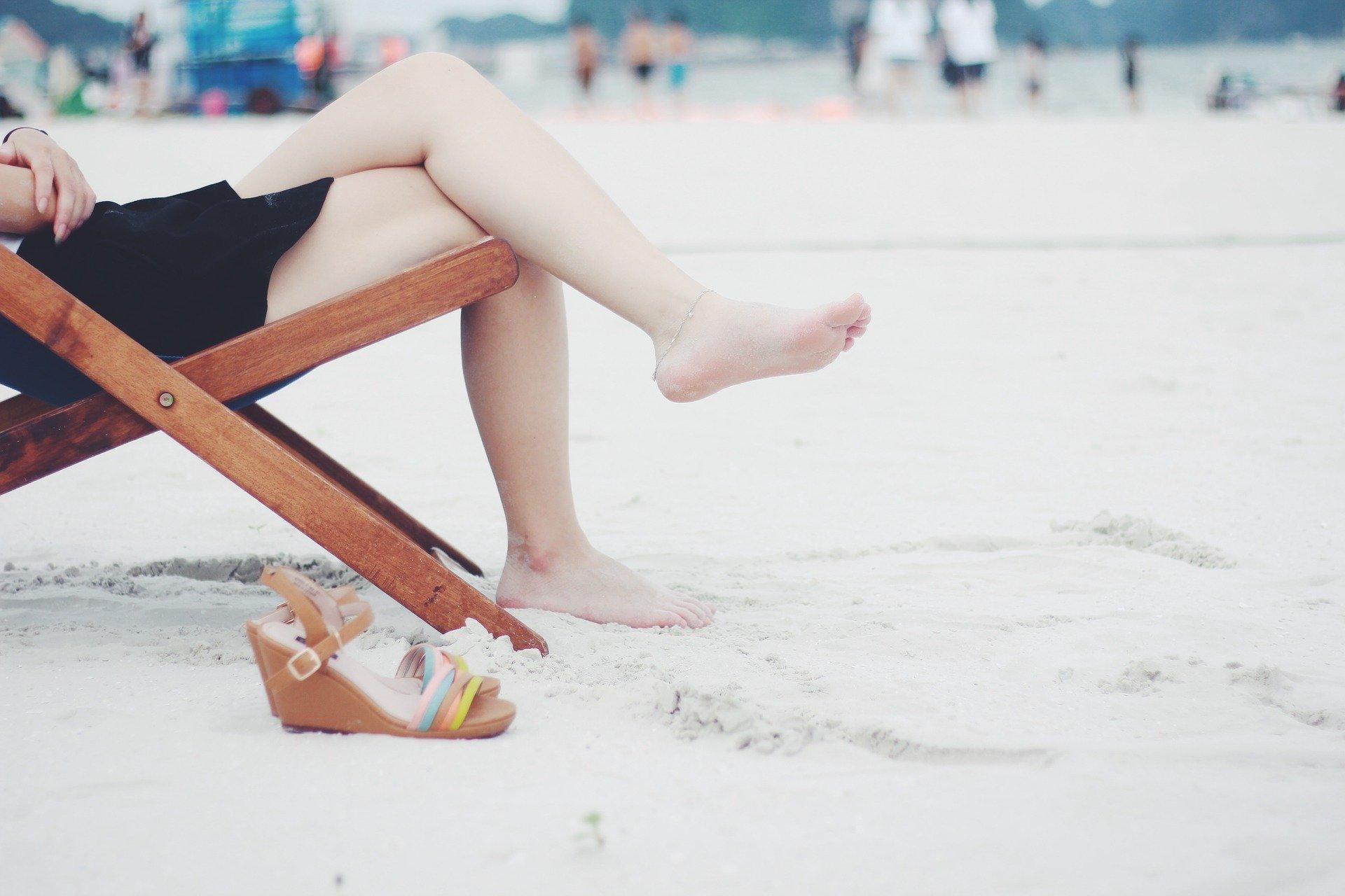 Lipödem: Nach einer Fettabsaugung lassen Schmerzen nach und die Ästhetik der Bein verhilft Frauen zu einem neuen Körpergefühl